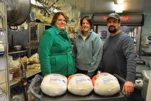 MetroCast Provides Turkeys for Spaulding Youth Center's Annual Thanksgiving Feast