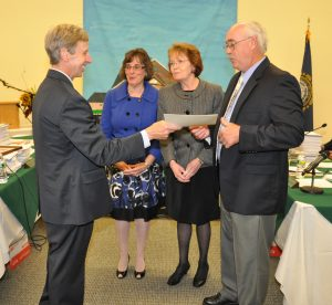 Spaulding Youth Center staff receives commendation from Governor John Lynch