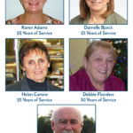Longstanding Employees Honored with Spaulding Spirit Awards