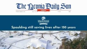 Spaulding still changing lives after 150 years