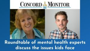 Roundtable of mental health experts discuss the issues kids face