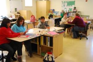 Classroom 1 DSC 0483