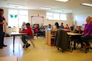 Classroom 5 DSC 0521